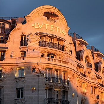 Porro - Hotel Lutetia - Paris (France)