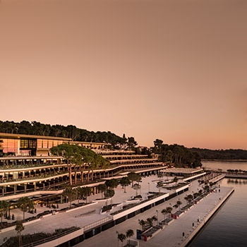 Porro - Porro design for the Grand Park Hotel Rovinj
