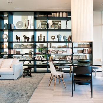 Porro - La semplicità complessa del design Porro per The Ritz-Carlton Residences a Miami Beach