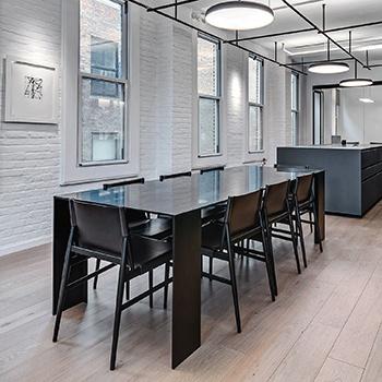 Porro - Porro design for a made in italy loft in Manhattan