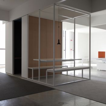 Porro, image:contract_immagini - Porro Spa - Office Building – Paris (France)