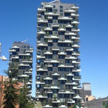 Porro, image:contract_immagini - Porro Spa - Vertical Forest — 米兰 (意大利)