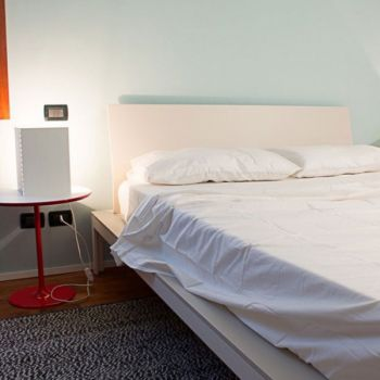 Porro, image:contract_immagini - Porro Spa - apartment 3 - bedroom