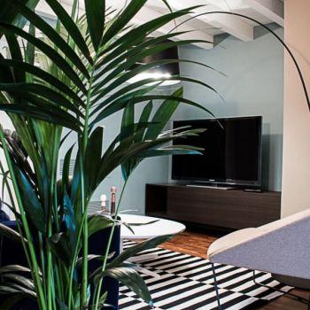 Porro, image:contract_immagini - Porro Spa - apartment 3 - living room