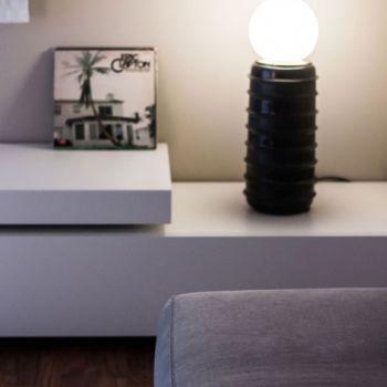 Porro, image:contract_immagini - Porro Spa - apartment 4 - living room