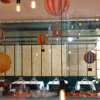 Porro, image:contract_immagini - Porro Spa - Langosteria Cafè - Milan (Itlay)