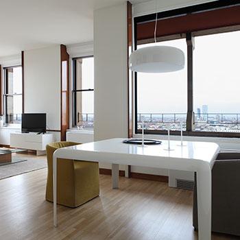 Porro, image:contract_immagini - Porro Spa - Torre Velasca–  Milan (Italy)