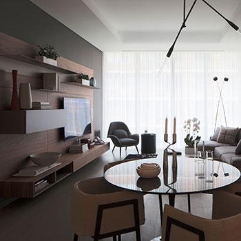 Porro, image:contract_immagini - Porro Spa - 西 28住宅建筑520 - 纽约 (美国)