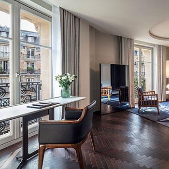 Porro, image:contract_immagini - Porro Spa - Hotel Lutetia - Parigi (Francia)