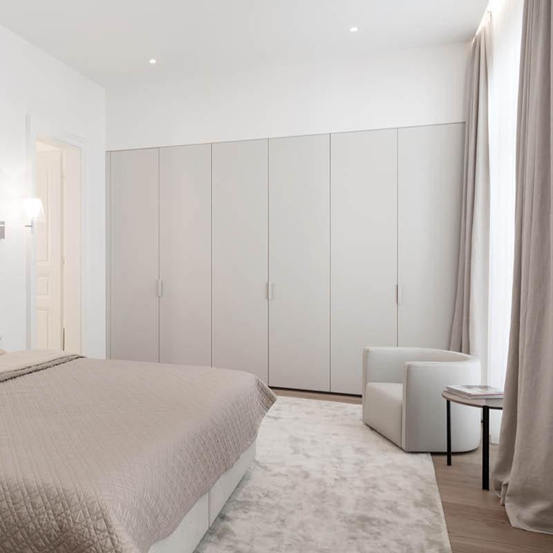 Porro, image:contract_immagini - Porro Spa - Apartment in Wien