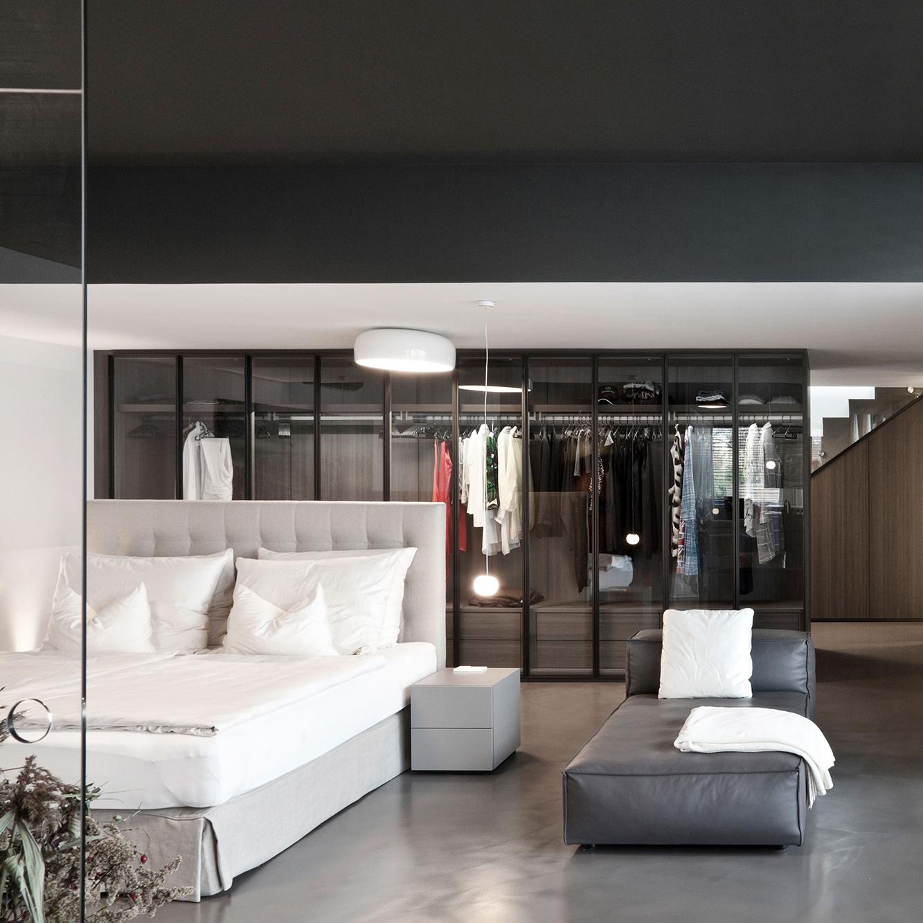 Porro, image:contract_immagini - Porro Spa - Storage as architectural element - Wien (Austria)