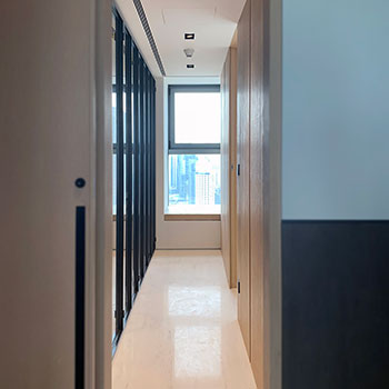 Porro, image:contract_immagini - Porro Spa - Storage closets for the new Park View Manor in Shenzen
