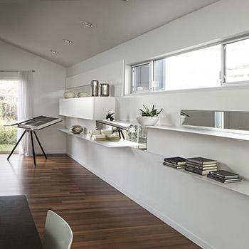 Porro, image:contract_immagini - Porro Spa - Timeless and contemporary interiors for a Palo Alto home