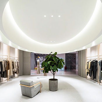 Porro, image:contract_immagini - Porro Spa - Lullaby for Gabriele Colangelo's boutiques in China