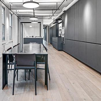 Porro, image:contract_immagini - Porro Spa - Porro design for a made in italy loft in Manhattan