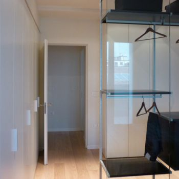 Porro, image:contract_immagini - Porro Spa - Storage wardrobe