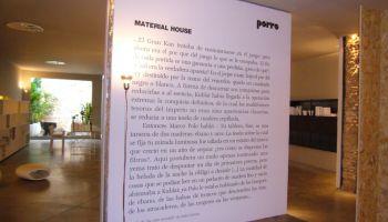 Porro - La Material House di Porro c/o Cosin I Cosin - Valencia