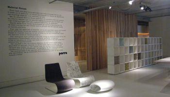 "Porro - La Material House di Porro a ""EH&I Design Week"" – Van der Donk Interieur, Olanda"