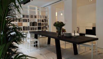 Porro - Salone del Mobile 2012 - Showroom Porroduriniquindici