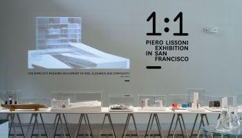 Porro - Porro promotes the San Francisco event of the exhibition 1:1 Piero Lissoni