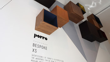 "Porro - Showroom PorroDuriniquindici - ""BESPOKE XS"""