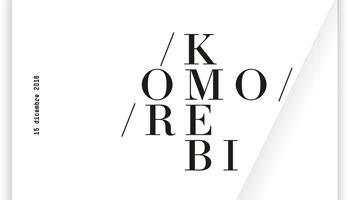 Porro - Komorebi. Porro Duriniquindici Milano - Invitation