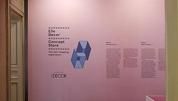 Porro - Porro @ED Concept Store, Palazzo Bovara
