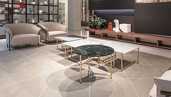 Porro - Presentation of the collection of carpets designed by Elisa Ossino