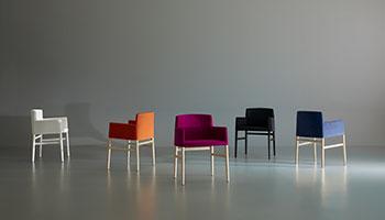 Porro - <p>Pioggia chair by Piero Lissoni</p>