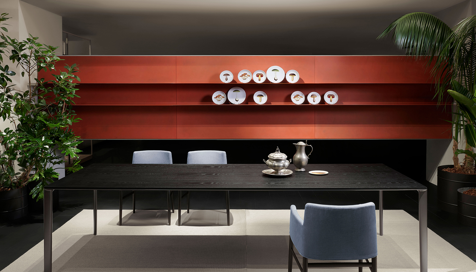 Porro - 4 STYLES FOR THE DINING ROOM