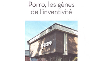 Porro - Porro history on Ideat France, March 2020