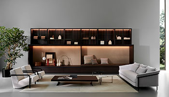 Porro - SYSTEM, designed by: Piero Lissoni + CRS