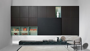 Porro - MODERN, designed by: Piero Lissoni + CRS