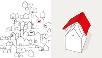 Porro - Porro presents HYLE, the bookmark-house made of poplar<br /><br />