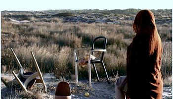 "Porro - Gentle chair in the ""Nuevos Nomades"" story of AD Spain"