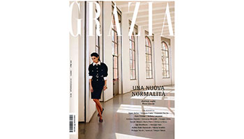 Porro - Piero Lissoni, guest editor del magazine Grazia