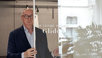 Porro - Novità 2021: porte Glide di Piero Lissoni + Iaco Design Studio – intervista