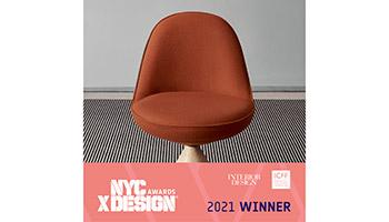 Porro - La sedia Romby ha vinto i NYCxDESIGN Award