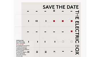 Porro - PORRO @ MILAN DESIGN WEEK<br />THE ELECTRIC BOX