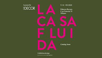 Porro - PORRO @ ELLE DECOR ITALIA - LA CASA FLUIDA- PREVIEW
