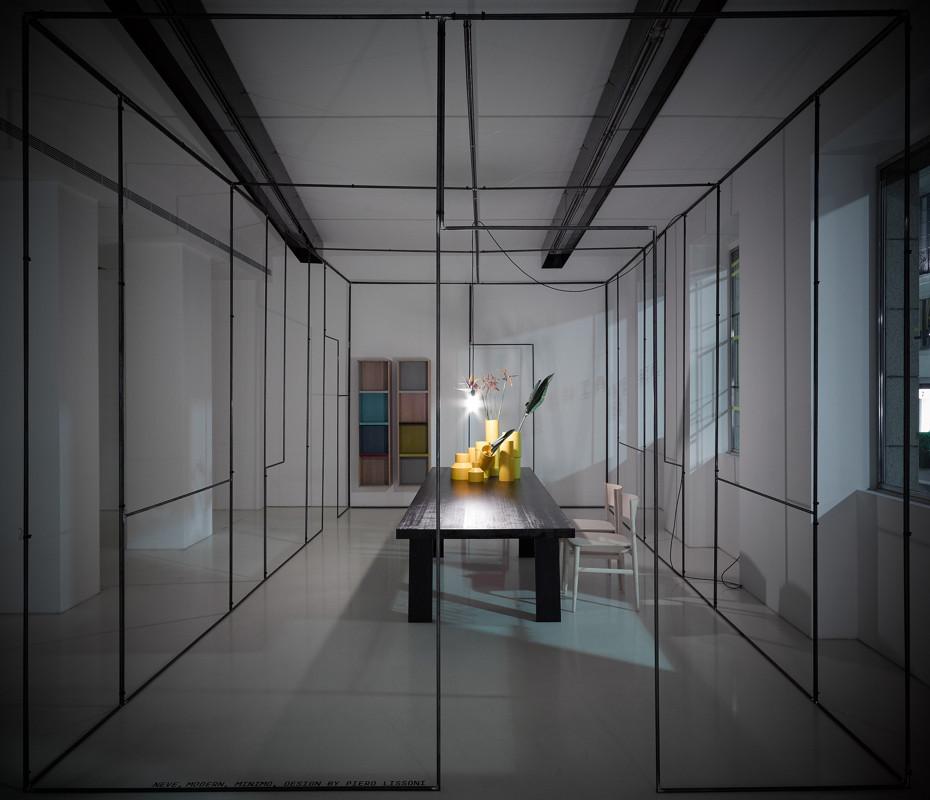 Porro, image:news_immagini - Porro Spa - Immaterial House - Showroom Porrodurini15