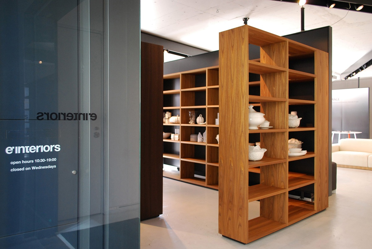 Porro, image:news_immagini - Porro Spa - L'istallazione Woodenland di Piero Lissoni arriva a Tokyo da e'interiors