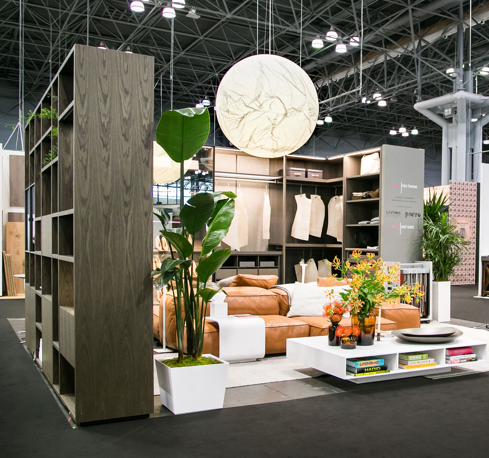 Porro Spa News Events Double Presence Of Porro At New York City Design Week 2018