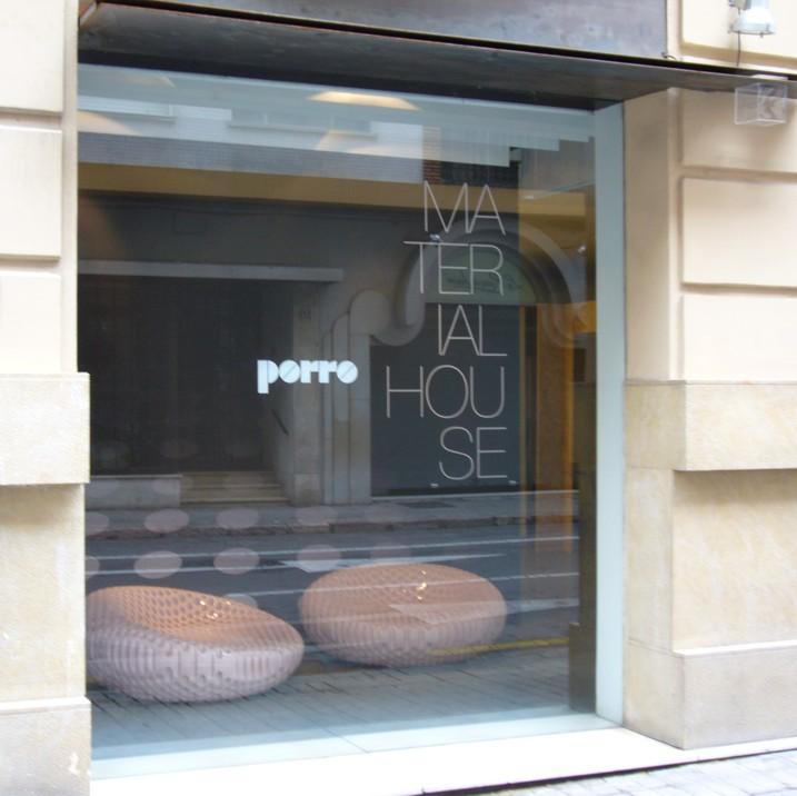 Porro, image:news_immagini - Porro Spa - La Material House di Porro c/o Cosin I Cosin - Valencia