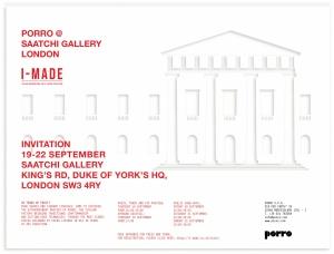 Porro, image:news_immagini - Porro Spa - <p>PORRO - INVITATION LONDON DESIGN FESTIVAL</p>