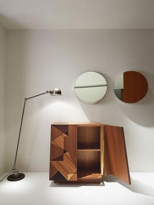 Porro, image:news_immagini - Porro Spa - Schermo cupboard at Groninger Museum for