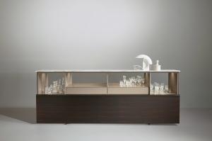 Porro, image:news_immagini - Porro Spa - Porro_Gallery Low Cupboard - design Gabriele e Oscar Buratti