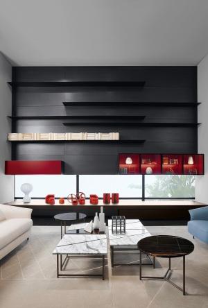 Porro, image:news_immagini - Porro Spa - Modern design Piero Lissoni + Load-it design Wolfgang Tolk