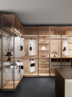 Porro, image:news_immagini - Porro Spa - Storage - design Piero Lissoni