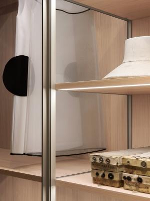 Porro, image:news_immagini - Porro Spa - New Storage wardrobe solution